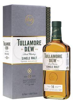 Issu d'une triple distillation, ce Tullamore Dew est un assemblage de Single…