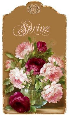 spring vintage