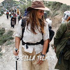 Priscilla Telmon #aventure