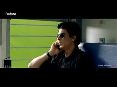 'Chennai Express' VFX Breakdown by Redchillies vfx - YouTube