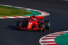 F1 TEST BARCELLONA: VETTEL RISPONDE A HAMILTON Sebastian Vettel conquista la miglior prestazione nella quinta giornata dei test di Barcellona, alle sue spalle Bottas secondo, Verstappen terzo Hamilton quarto.  Ferrari-Mercedes-Red Bull si sono sfidate per tutto il giorno, sia sul giro veloce che sul passo gara, con tempi molto simili fra loro