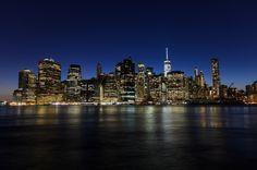 New York City Skyline - http://flic.kr/p/L1qJpF