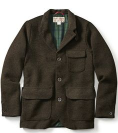 Tweed Filson Jacket