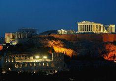Acropolis of Athens Ακρόπολη Αθηνών