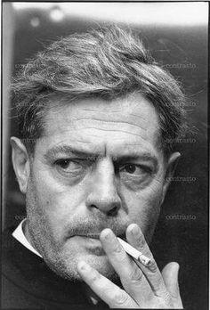 Marcello Mastroianni, Black White Photos, Black And White, Catherine Deneuve, Music Film, Actor Model, History Books, Portrait Photo, Famous People
