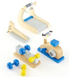 Home Gym by Moolka.com