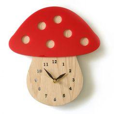 mushroom clack for kids