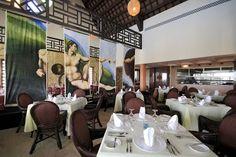 Il Sorpasso--upper restaurant level