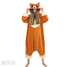 This Corgi Kigurumi is a necessary addition to your closet. Everyone needs a little cuteness in their life, so why not share some with your friends?? When you dress in your costumes for the upcoming m