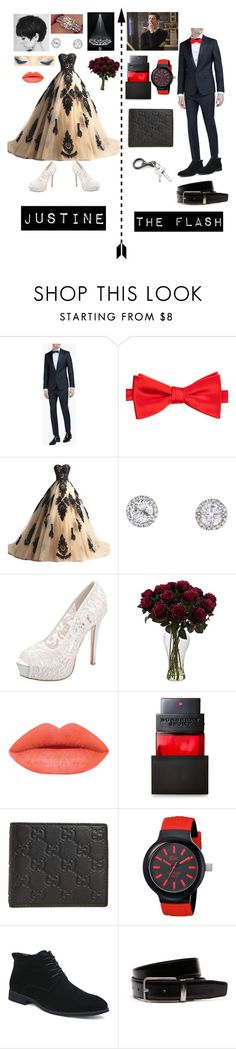 """""""Set Request for Justine"""" by potatolover123 ❤ liked on Polyvore featuring interior, interiors, interior design, home, home decor, interior decorating, Dsquared2, Saddlebred, Burberry and Gucci"""