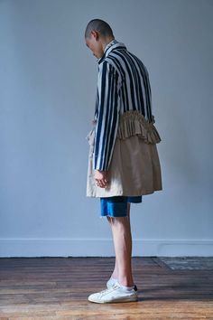 Piri Reis Menswear Spring Summer 2017 Paris