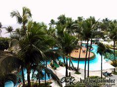 Poolside view of Sofitel Philippine Plaza Manila Luxury Rooms, Virtual Tour, Manila, Amazing Places, The Good Place, Tours, Patio, Outdoor Decor, Nature
