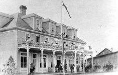 Windsor Hotel, Imperial Hotel, History Facts, British Columbia, Street View, Buildings