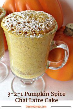 3-2-1 Pumpkin Spice