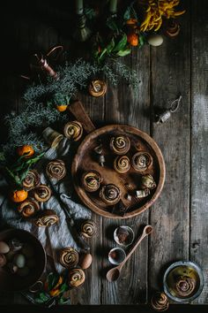 Citrus + Chocolate Brioche Buns by Eva Kosmas Flores Chocolate Brioche, Dark Food Photography, Product Photography, Food Pictures, Food Pics, Macarons, Food Styling, Food Art, Food Inspiration