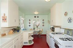 FLORAL PARK – 2120 North Heliotrope Drive. 1950s home at it's vintage best. Hardwood floors, Marmoleum flooring in kitchen & baths. Deep front yard set-back with covered front porch. Formal entry and sun-filled living room with fireplace. Large formal dining room. Period perfect kitchen featuring charming eat-in nook. Large 2-car garage plus an attached, patio-accessible separate workshop room. Approx. 1806 sq. ft. on huge 14,800 sq. ft. lot complete with mature trees and camellias.