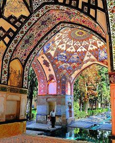 Where holyness meets art  #mosque #peace #tehran #relax #holidays #like4like #picoftheday #sunshine #likesforlikes #nature #photooftheday #life #fun #sunny #love #beautiful #travel #instatravel #photography #instalike #hot #relax #instagood #followme #ocean #vacation #colours #sky #mosques #fun
