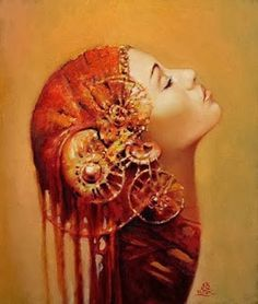 KAROL BAK'S ART #art #painting