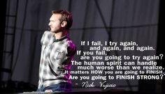 Motivation - Nick Vujicic