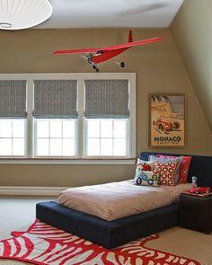 Airplane room