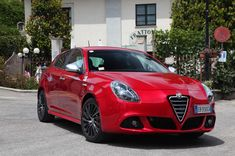 The new 2014 #AlfaRomeo Giulia is next compact car models of famous Italian manufacturer