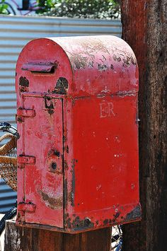 Vintage Post Box   Flickr - Photo Sharing!