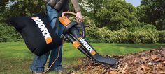 It goes without saying that greater the ability of a leaf blower to put out air at high speeds, the faster it will be able to clear a given area of leaves. #leaf #blower #vacuum