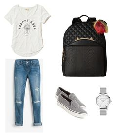 Designer Clothes, Shoes & Bags for Women Keds, Betsey Johnson, Hollister, Shoe Bag, Polyvore, House, Stuff To Buy, Shopping, Collection