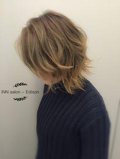 彰化INN salon - Edison  漸層染短髮造型⭕️為你打造專屬個人風格造型 ☎️04-7282820