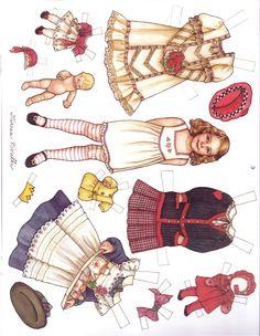 Martha Pullen Calendar - DollsDoOldDays - Picasa Web Albums