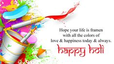 Wishing u Happy & Colorful Holi. Check out Holi Wishes Collection in English. Send these Happy Holi Wishes and Messages to your Friends and Family. Holi Wishes Messages, Holi Wishes In Hindi, Holi Wishes Images, Happy Holi Wishes, Holi Wishes Quotes, Diwali Wishes, Happy Diwali, Holi Wishes In English, Holi Messages In English