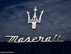 Buy 2004 Maserati Coupe Cambiocorsa - show room Miles at online store Maserati Emblem, Maserati Suv, My Dream Car, Dream Cars, Maserati Quattroporte, Premium Cars, Car Logos, Love Car, Lamborghini Gallardo