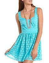 Cute Sundresses, Trendy Sundresses, Junior Sundresses, Long Sundresses: Charlotte Russe