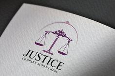 Justice Logo - Logos