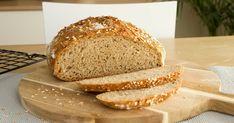 Grytebrød av spelt og havre Baking, Sweet, Candy, Bakken, Backen, Sweets, Pastries, Roast