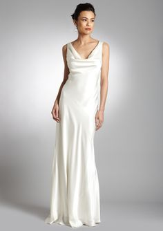 My bridesmaid dress... so I can look like Pippa.
