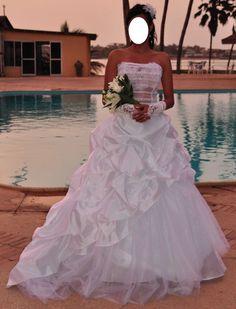 Robe de mariée - CARRIERE Mariage 2011