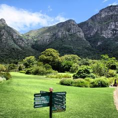 The breathtaking Kirstenbosch National Botanical Garden Beautiful Places To Visit, Places To See, National Botanical Gardens, Namibia, Le Cap, Cape Town South Africa, Wale, Out Of Africa, Public Garden