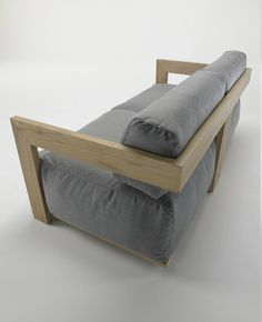 Fabric #garden #sofa CLOUD by Meridiani | #design Andrea Parisio @MERIDIANIsrl