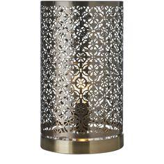 Moroccan Pad Lamp
