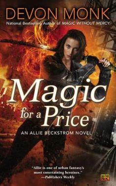 Magic for a Price (Allie Beckstrom Series #9)