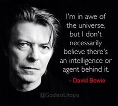 David Bowie is part of the cosmos once more! Goodnight, Starman!