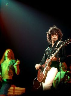 (100+) jimmy page | Tumblr  Dallas 1973