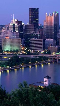 Pittsburgh Pennsylvania USA.I want to visit here one day.Please check out my website thanks. www.photopix.co.nz