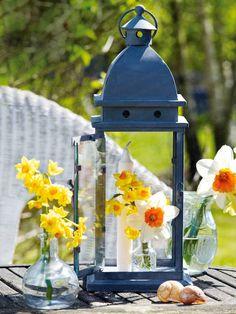 Lust auf Sonne? Gelbe Blumen kreativ in Szene gesetzt! - dekoration-blumen-idealbesetzung-h3