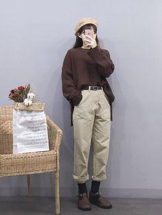 korean street styles looks fabulous 66126 - Damen Mode 2019 Korean Girl Fashion, Korean Fashion Trends, Korean Street Fashion, Ulzzang Fashion, Korea Fashion, Japanese Fashion, Asian Fashion, Look Fashion, Fashion Outfits