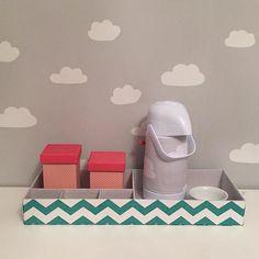 Kit higiene feito sob medida!  Informações envie email para petitpolicrafts@gmail.com.  #trocador #petitpoli #petitpolicrafts #portafraldas #quartodebebe #babyroom #maternidade #feitoamao