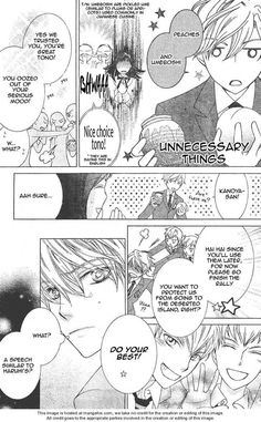 Ouran High School Host Club 67 Page 16 Wall Pannels, Ouran Host Club Manga, High Shool, Ouran Highschool, High School Host Club, Fictional World, Manga Covers, Manga Pages, Graphic Novels