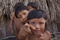 Tribo Enawê-Nawê