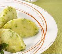 Cantinho Vegetariano: Purê de Batata com Abobrinha (vegana)